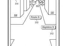 پتنت اپلیکیشن Apple Maps (7)