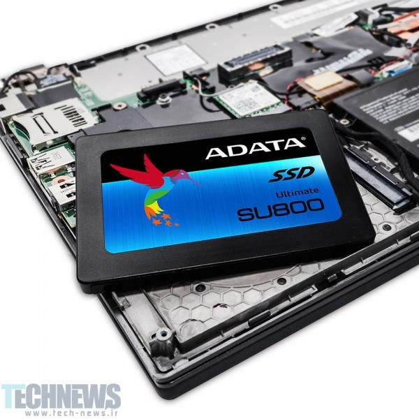 ADATA Launches the Ultimate SU800 3D NAND SSD3