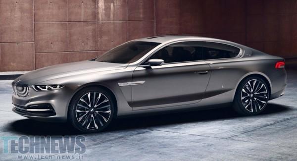خودرو BMW سری 8 تا سال 2020 جایگزین سری 6 میشود