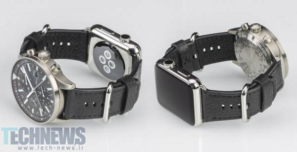 بندهای دوگانه امکان استفاده از اپلواچ و ساعت کلاسیک را به صورت همزمان ممکن میسازند