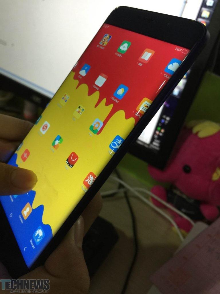 Photo of تصویری از صفحه نمایش Elephone S7 به بیرون درز کرد
