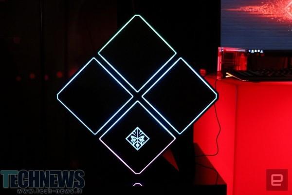 لپتاپ گیمینگ جدید اچپی با نمایشگر 4K معرفی شد