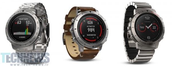 ساعت هوشمند Fenix توسط گارمین معرفی شد