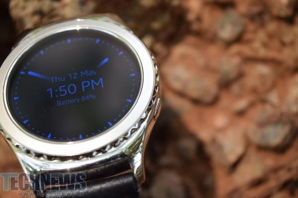 ساعت هوشمند Gear S3 سامسونگ دارای ویژگیهای منحصربهفردی برای افراد فعال است