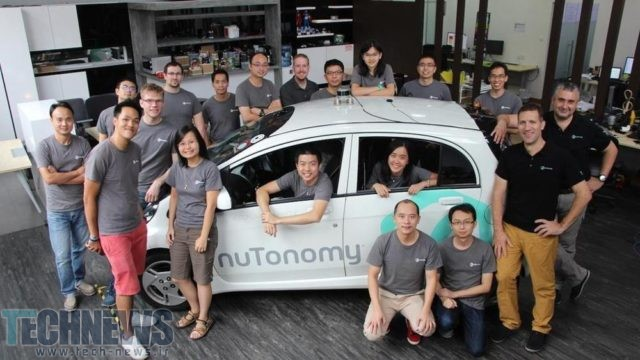 Photo of اولین تاکسی خودران جهان در سنگاپور کار خود را آغاز کرد