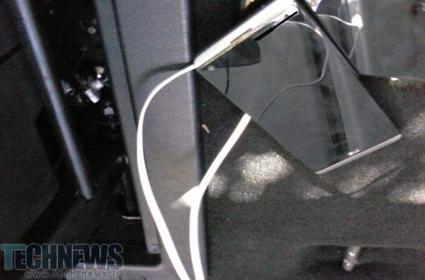 تصویر لو رفته از الجی V20، اینبار این گوشی را به صورت زنده نمایش میدهد!
