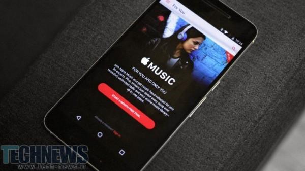 Photo of اپل موزیک بیش از 10 میلیون دانلود در دستگاههای اندرویدی داشته است