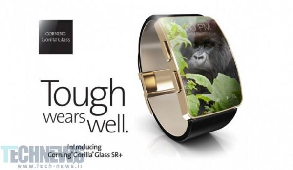 Photo of شرکت Corning گوریلا گلس +SR را برای گجتهای پوشیدنی معرفی کرد