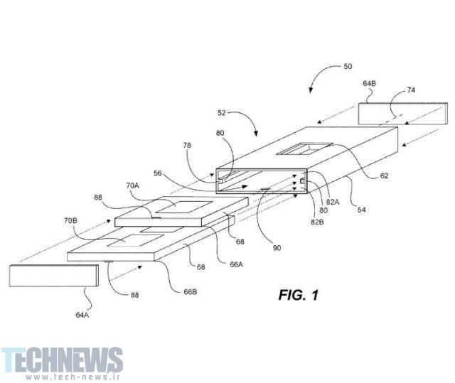پتنت اپل به طراحی آیفون تماماً شیشهای اشاره دارد