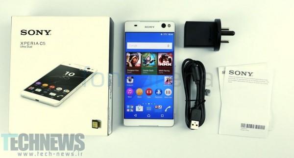 گوشی Xperia C5 Ultra Dual سونی