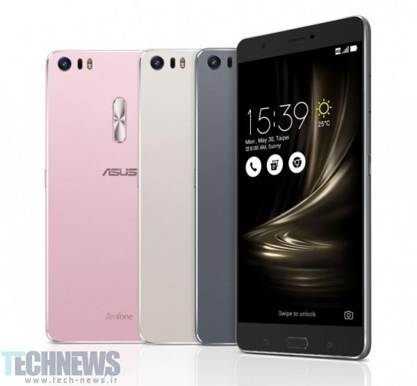 گوشی ZenFone 3 ایسوس برای خرید در دسترس کاربران قرار گرفت