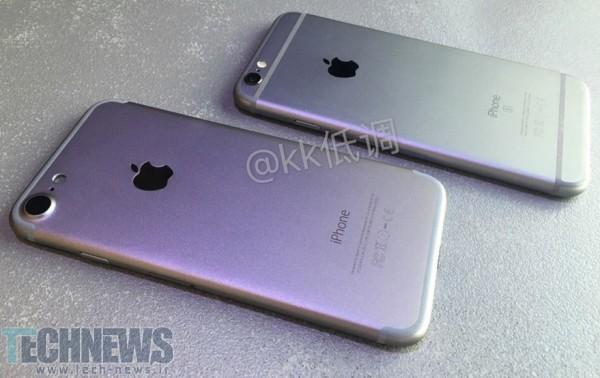 فاکسکان عرضه جهانی گوشیهای آیفون 7 و آیفون 7 پلاس را شروع کرده است