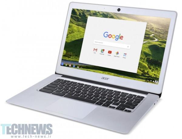پشتیبانی از سنسور اثرانگشت به Chrome OS میآید
