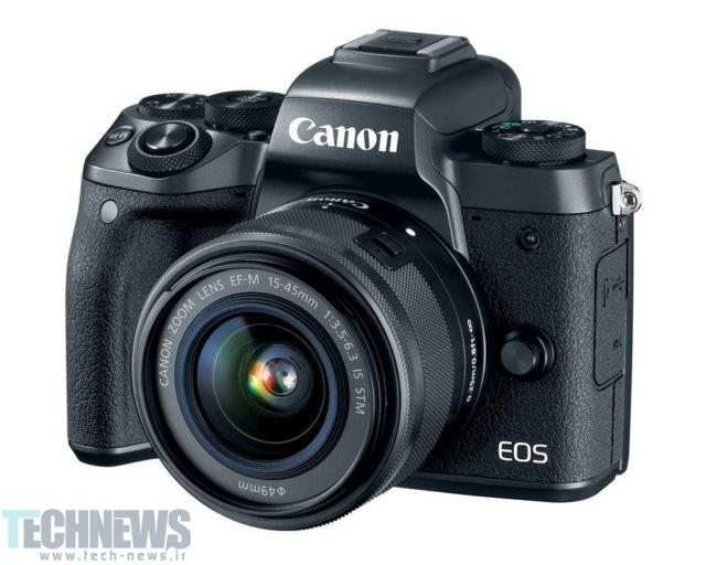 Photo of EOS M5 جدیدترین دوربین بدون آینهی کنون