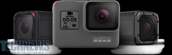 Photo of GoPro از سه دوربین اکشن جدید به همراه یک پهباد رونمایی کرد