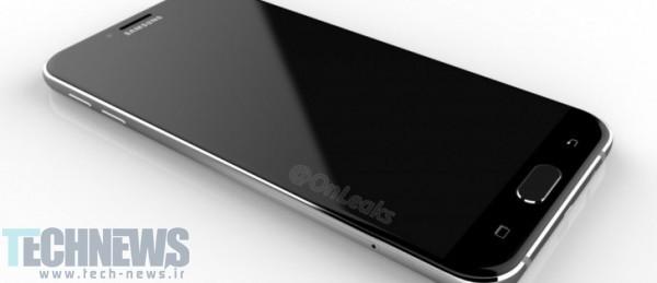 گوشی گلکسی A8  2016 سامسونگ در AnTuTu رویت شد