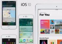 اپل رسما iOS 10 و WatchOS 3 را عرضه کرد