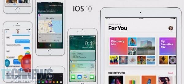 Photo of اپل رسما iOS 10 و WatchOS 3 را عرضه کرد