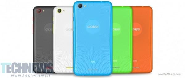 گوشی Pixi 4 Plus Power