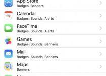 مرکز نوتیفیکیشن iOS 10