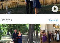 قابلیت Memories در iOS 10
