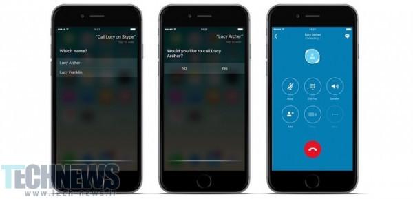 اسکایپ با ویژگیهای مهیج و سازگار با iOS 10 بهروزرسانی شد