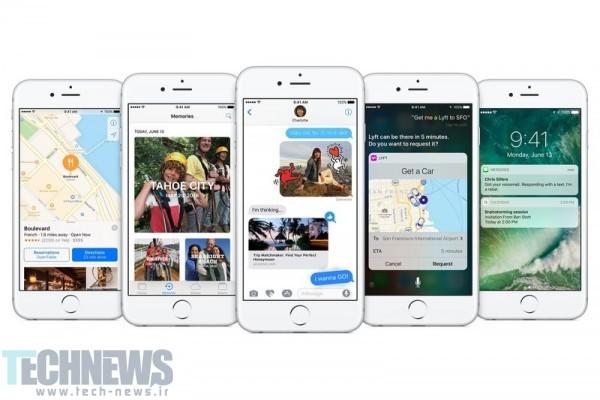 Photo of اپل iOS 10 را 23 شهریورماه عرضه میکند