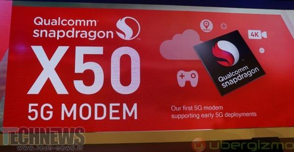 Photo of کوالکام X50: اولین مودم 5G جهان