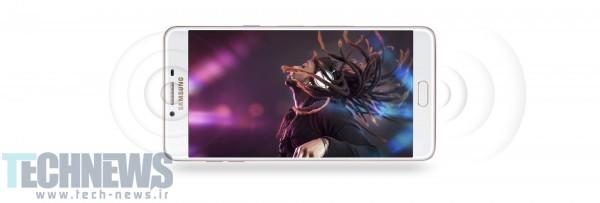 گوشی Galaxy C9 Pro سامسونگ رسماً معرفی شد؛ اسمارتفونی با 6 گیابایت رم