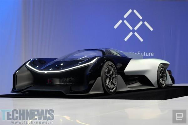 Photo of کمپانی Faraday Future خودروی الکتریکی تولیدی خود را در CES 2017 رونمایی خواهد کرد