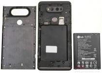 برداشتن قاب پشتی گوشی LG V20