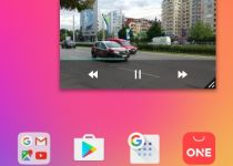 ویدئو پلیر گوشی LG V20