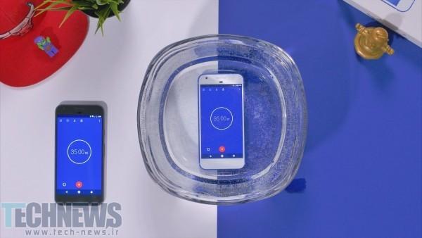 Photo of گوشی پیکسل گوگل میتواند مدت یک ساعت زیر آب دوام بیاورد