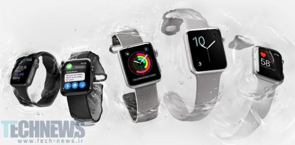 طول عمر باتری ساعتهای هوشمند اپل با دریافت بهروزرسانی WatchOS 3.1 بهبود یافته است