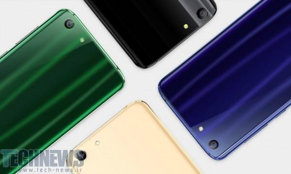 الفون از گوشی S7 خود پرده برداشت