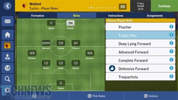 فوتبال منیجر موبایل 2017 برای گوشیهایهوشمند اندرویدی و iOS عرضه شد