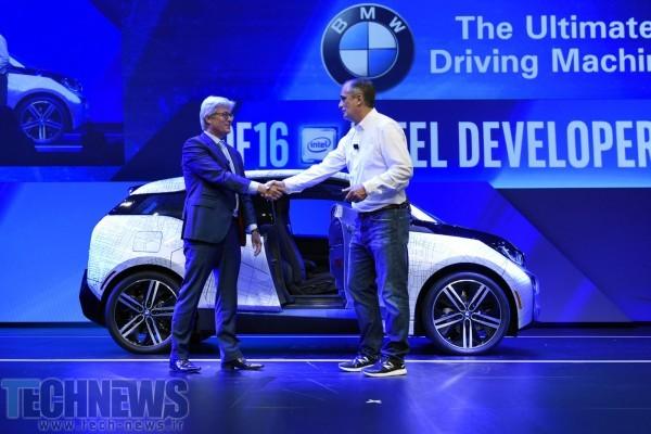 Photo of اینتل گروه جدیدی را برای کار بر روی تکنولوژی خودروهای خودران تشکیل داد