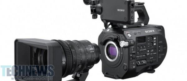 Photo of سونی دوربین فیلمبرداری FS7 II را معرفی کرد
