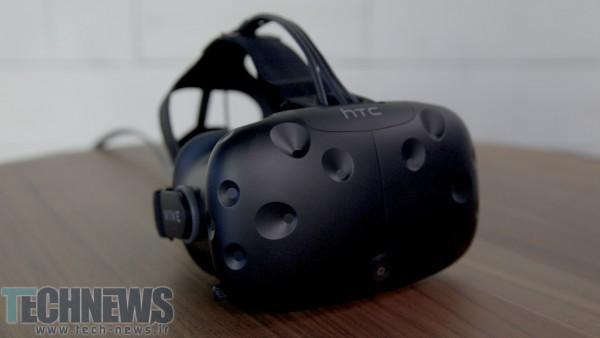 اچتیسی روی نسخه جدیدی از هدست واقعیتمجازی Vive خود کار میکند