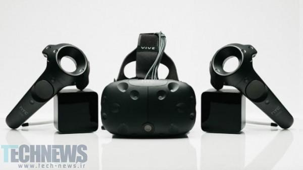 اچتیسی بیش از 140 هزار دستگاه هدست واقعیت مجازی Vive فروخته است