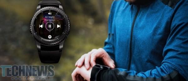 Photo of ساعتهای هوشمند Gear S3 و S2 سامسونگ میزبان Spotify خواهند بود
