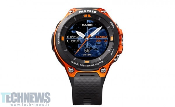 Photo of کاسیو ساعت هوشمند و مقاوم Pro Trek را با پشتیبانی از اندروید ویر 2 معرفی کرد