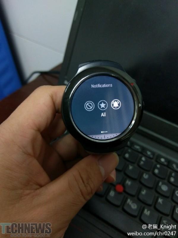 Photo of اچتیسی تصاویر جدیدی از ساعت هوشمند خود منتشر کرده است