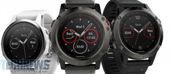 Photo of گارمین سه ساعت هوشمند Fenix جدید معرفی کرد