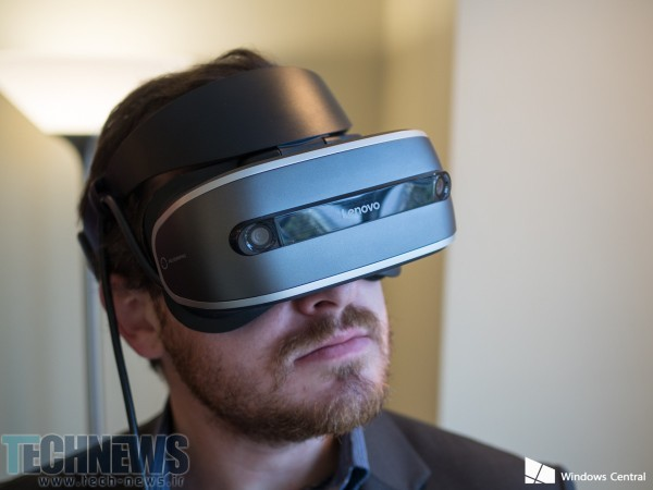 Photo of هدست واقعیت مجازی لنوو مبتنی بر ویندوز Holographic معرفی شد