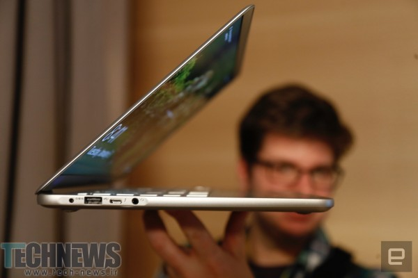 Samsung new 15-inch Notebook 9