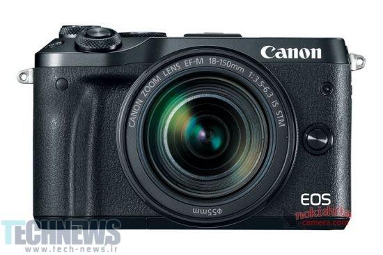 Photo of کنن به زودی از دوربین EOS M6 خود پرده برمیدارد