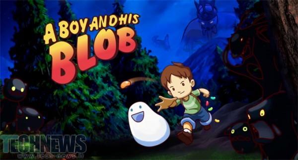 "Photo of ""A Boy and His Blob"" برای اندروید عرضه میشود"
