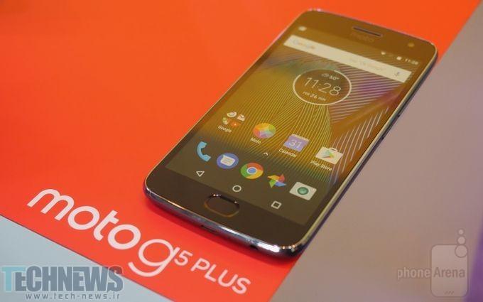 Photo of لنوو از گوشیهای Moto G5 و G5 Plus رونمایی کرد