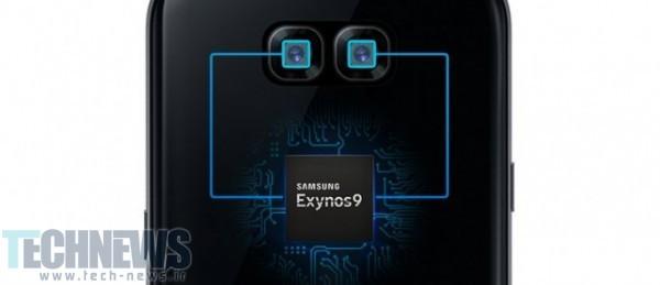 Photo of تبلیغ چیپست اگزینوس سامسونگ استفاده از دوربین دوگانه را نشان میدهد